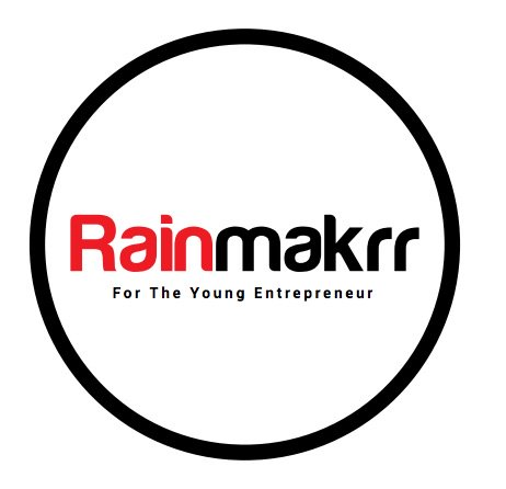 Rainmakrr logo circle