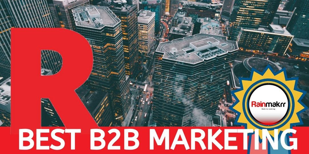 B2B Digital Marketing Agencies #1 BEST B2B MARKETING AGENCY LONDON